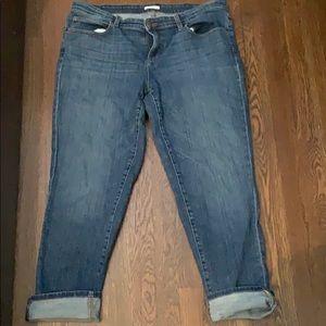 Eileen Fisher Jeans - Eileen Fisher loose fit boyfriend jeans